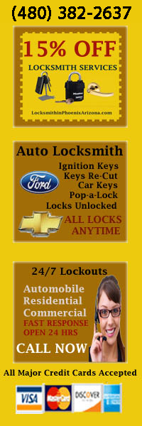 Car Locksmith in Phoenix Arizona